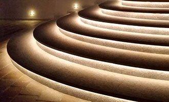 Votre escalier en pierre naturelle inusable