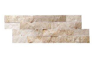 Parement pierre naturelle Laja Travertine
