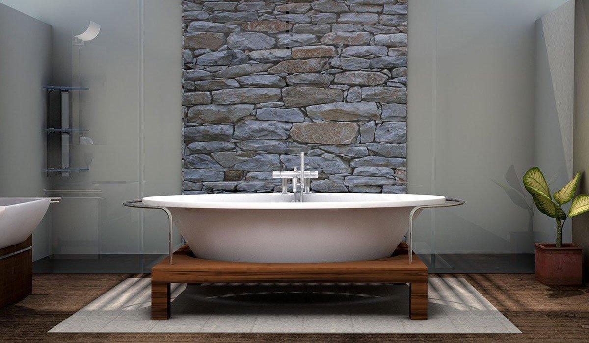 Decoration Salle De Bain Vasques Et Credenes En Granit Pierre Concept